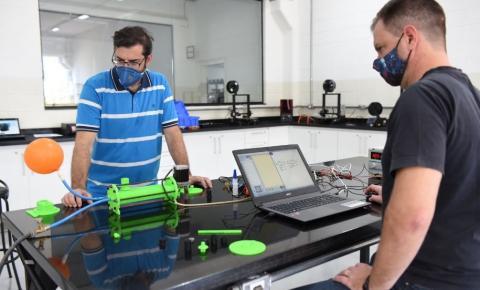 UENP e UNIFIO desenvolvem projeto de ventilador mecânico para hospitais