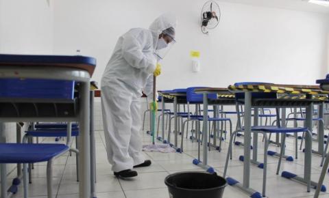 Governo confirma adiamento do retorno as aulas presenciais no PR
