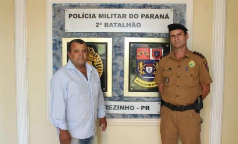 Capitão Jaquetti será homenageado na Câmara em Jacarezinho