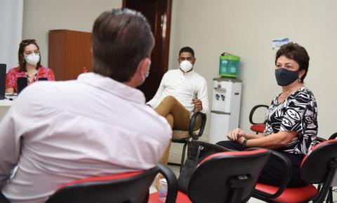 UENP busca parceria com a Prefeitura de Jacarezinho para projeto Cultural que irá beneficiar todo o Norte Pioneiro