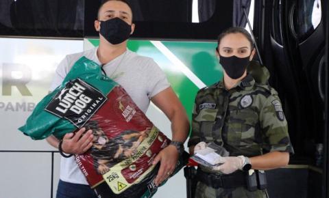 Batalhão Ambiental lança campanha solidária no aniversário de 64 anos