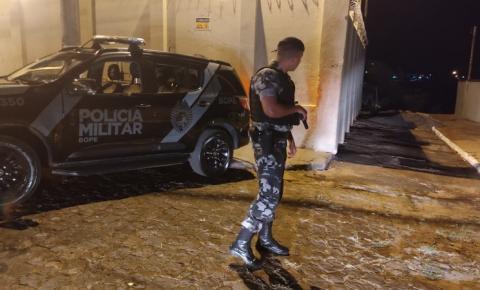 Com apoio das equipes Bope/Rone, PM dá início à Operação Pronta Resposta III em Jacarezinho