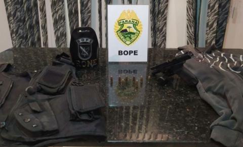 Procurado pela justiça é morto em confronto com o Bope em Ibaiti