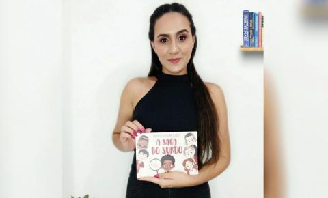 Professora da UENP é autora de livro ilustrado e inédito bilíngue Português/Libras