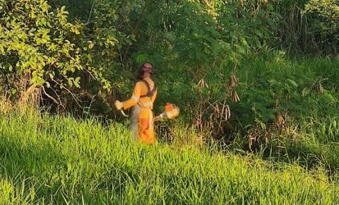 Prefeitura inicia manutenção no Parque Ecológico após reportagem
