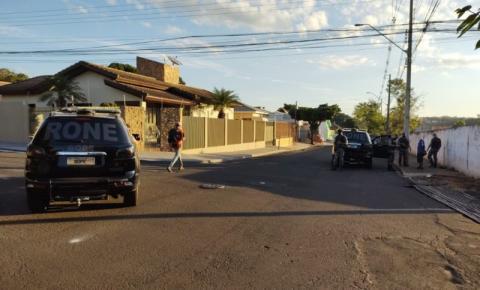 PM deflagra Operação Pronta Resposta 3 em Santo Antônio da Platina
