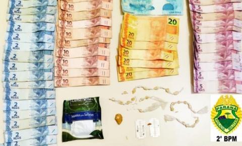 Rotam apreende drogas e prende acusados durante operação Tático Móvel III