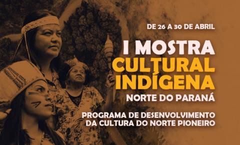 Uenp e parceiros promovem Mostra Cultural Indígena do Norte do Paraná