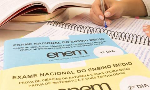 ENEM: Pedidos de isenção de taxa de inscrição começam em 17 de maio
