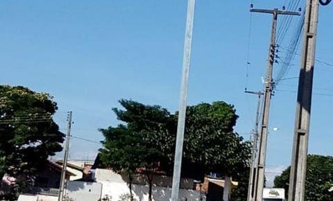 Carlópolis instala câmeras de monitoramento