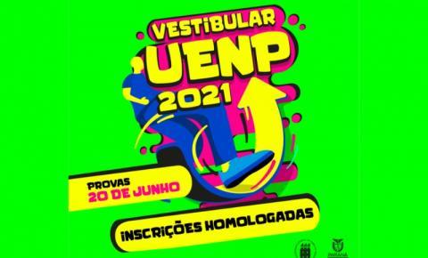 UENP divulga edital de homologação das inscrições do Vestibular