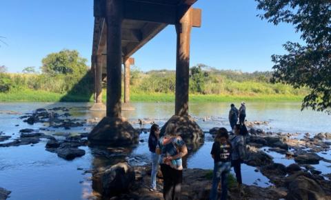 Com potencial turístico, Santa Amélia recebe visita técnica da ATUNORPI