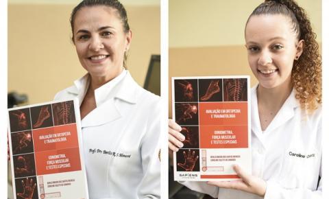 Pesquisadoras lançam livro sobre Avaliação em Ortopedia e Traumatologia