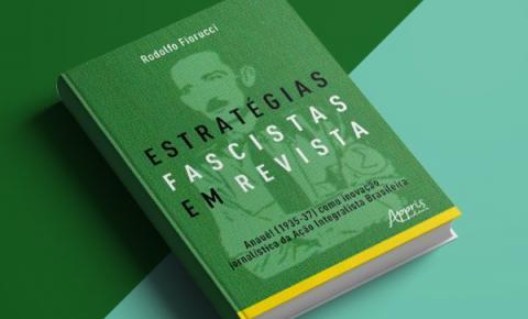 Diretor e professor do IFPR Jacarezinho lança livro