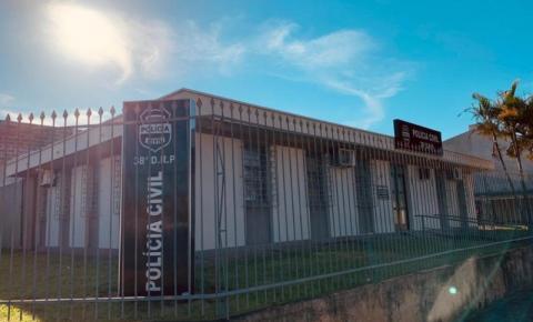 Moradores devem ir à delegacia de Santo Antônio da Platina somente em casos graves e urgentes