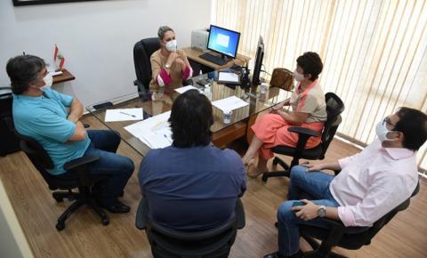 UENP e Prefeitura de Cornélio Procópio discutem biossegurança do Vestibular