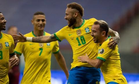 Brasil abre Copa América com boa vitória sobre a Venezuela