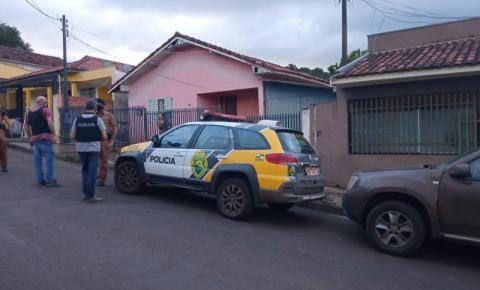Polícia prende atirador em Ribeirão do Pinhal