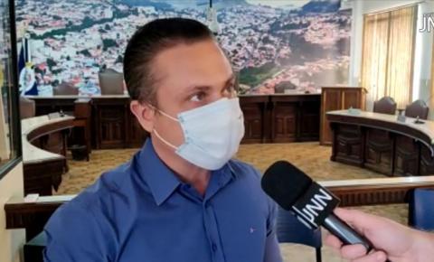 VÍDEO: Prefeito de Jacarezinho fala sobre lazer e investimentos