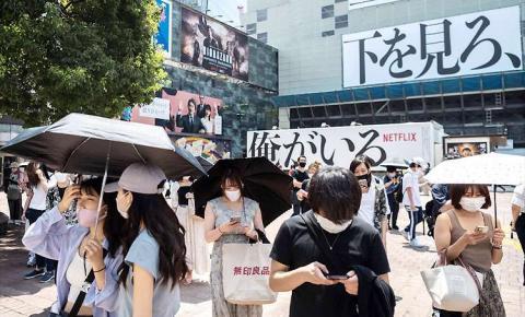 Japoneses veem risco de Olimpíada provocar aumento de casos de COVID-19