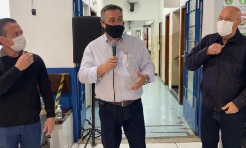 VÍDEO: Estado investe R$ 18 milhões no 1º Ambulatório Médico de Especialidades, em Jacarezinho