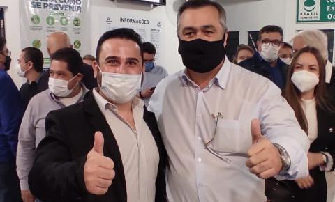 Marcelo Nascimento comenta investimentos na saúde do Norte Pioneiro