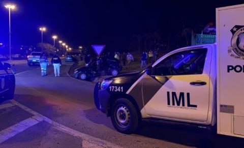 Motorista morre após colisão entre Celta e Stilo em Santo Antônio da Platina