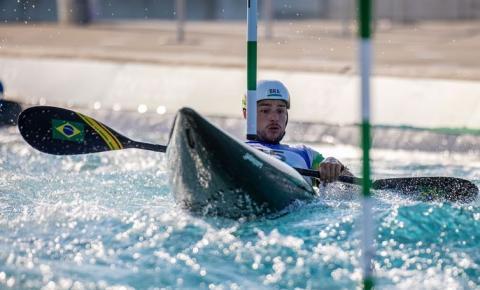 Pepê Gonçalves se classifica e segue com chance de medalha nas Olimpíadas