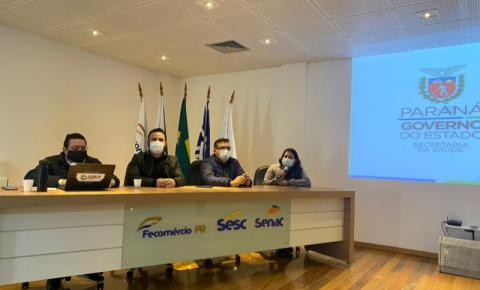 Autoridades debatem saúde no Norte Pioneiro
