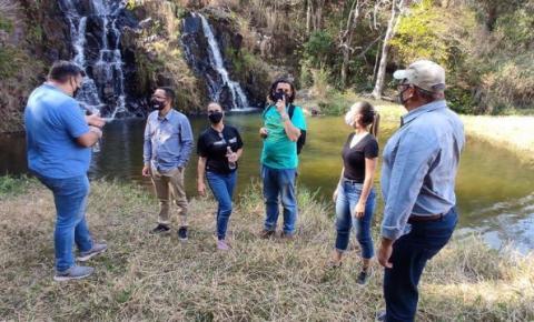 ATUNORPI realiza visita técnica em Jacarezinho para validação dos pontos turísticos em potencial