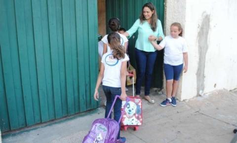 Aulas da rede municipal retornam dia 8 em Jacarezinho