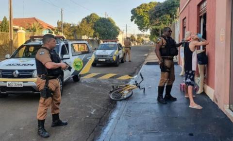 Ação conjunta prende assaltante de posto de combustíveis