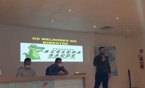 "Diretor da 19ª Regional parabeniza programa ""Acelera Saúde"""