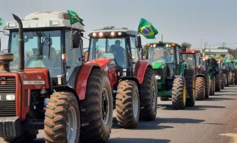 Cambaraenses vão as ruas em apoio as manifestações pelo Brasil