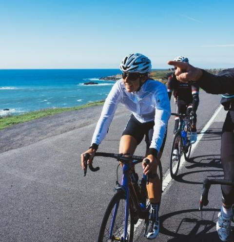 Aumenta o número de adeptos ao ciclismo no Brasil